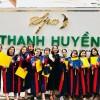 Lễ tốt nghiệp khóa Spa – TH18