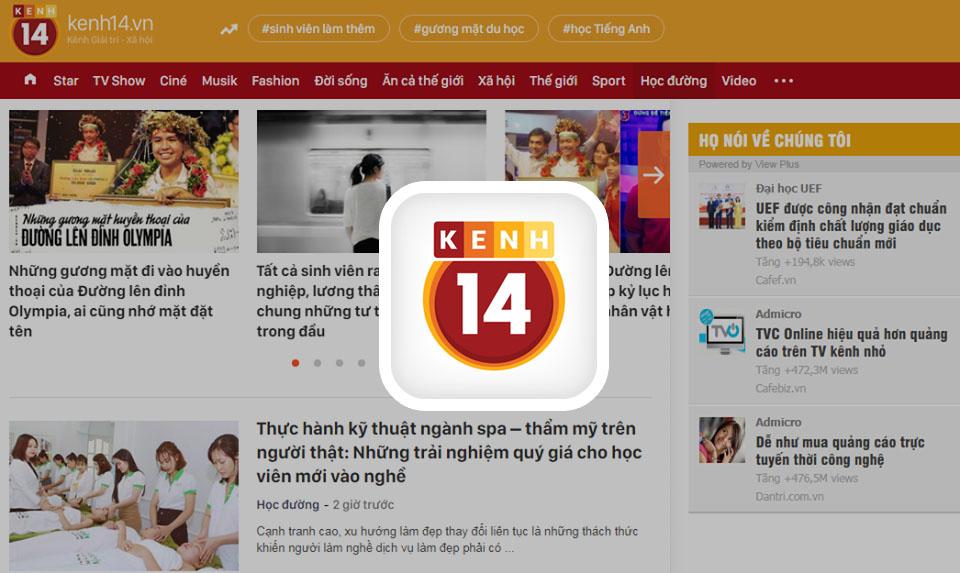 Kênh 14 nói về Spa Thanh Huyền