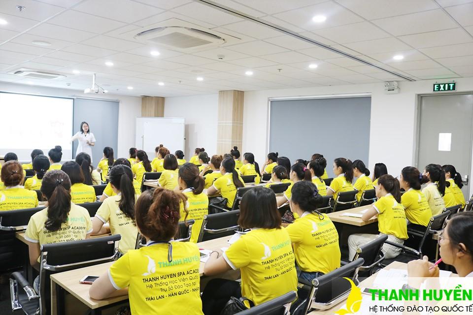 Học viên Spa Thanh Huyền