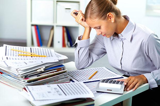 từ bỏ nghề kế toán